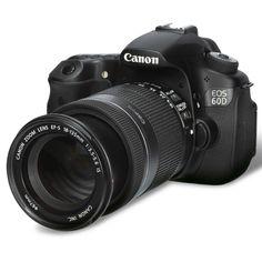 CANON EOS-60D SLR FOTOĞRAF MAKİNESİ 18-135 LENS