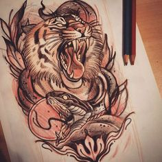 Image result for cat skull japanese tattoo
