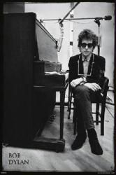 Bob #Dylan #poster: #Piano (24'' X 36'') Only $6.97