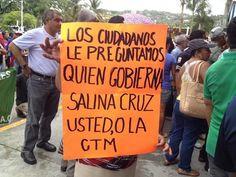 Si Rodolfo León no tiene la capacidad, que renuncie: Consejo Ciudadano de Salina Cruz