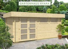 karibu gartenhaus arnis 2 gesamtma bxt 433x220 cm inkl anbau pinterest schleppdach. Black Bedroom Furniture Sets. Home Design Ideas