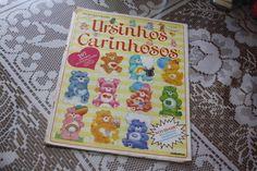 Álbum Ursinhos Carinhosos - Anos 80 - Incompleto. - R$ 30,00 no MercadoLivre