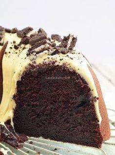 Oreo chocolade tulband - Laura's Bakery