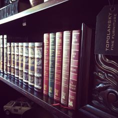 Antique looking Hollow Book Boxes for your special secrets. www.topolansky.co.za