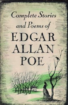 Complete Stories and Poems of Edgar Allan Poe. Cover Art byEdward Gorey