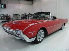 DANIEL SCHMITT & CO CLASSIC CAR GALLERY PRESENTS: 1962 FORD THUNDERBIRD FACTORY SPORTS ROADSTER