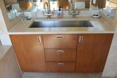 trough sink   trough sink