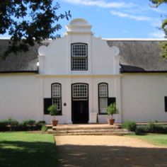 Groot Constantia vineyard, Cape Town, South Africa