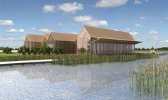 Gallery of Water Sport Pavilion / buijsenpennock architects - 7