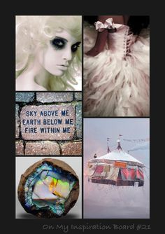 Check out what's on my inspiration board this week. #writing #unbreakable #thelegionseries #kamigarcia #YAbooks #supernatural #paranormal