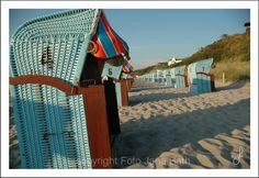 Germany, Deutschland, Rerik, Beach, Strand, beachchair, Strandkorb, photo Jana Bath