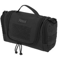 MFH Hip Bag Heavy Duty Camping Military Style Patrol Belt 10 Pockets OD Green