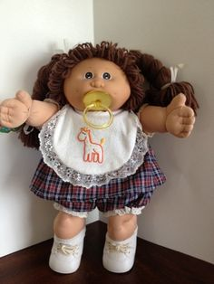 Vintage 1980s Cabbage Patch Doll
