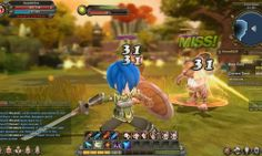 Hero of the Obelisk (HOTO) is a Free to Play , Action Role Playing MMO Game set on the continent of Abate