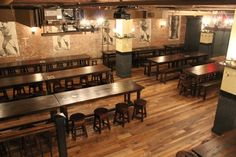 Flatiron Hall Opens - Massive beer hall opens in Flatiron with local brews and quirky appetizers:  http://www.dnainfo.com/new-york/20130725/flatiron/massive-beer-hall-opens-flatiron-with-local-brews-quirky-appetizers#slideshow_modal_slot_1