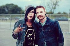 Kellin and Matty Mullins