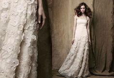 vintage looking wedding dresses