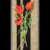 Quilting: Tulips