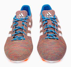 brand new 5768c 9eddf adidas launch samba primeknit - the world s first knitted football boot.  Football Cleats, Adidas