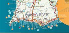Mapas de Vilamoura - Portugal - MapasBlog