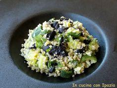Bulgur e zucchine |Ricetta light