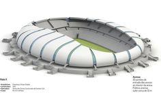 Resultado de imagem para stadium desenho