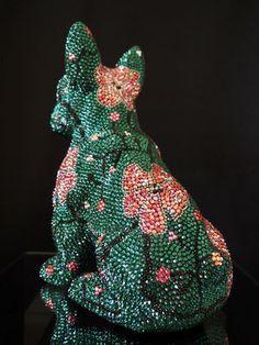Christmas Ornaments, Holiday Decor, Pink, Handmade, Christmas Jewelry, Christmas Decorations, Christmas Decor