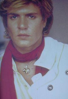 Duran Duran - Simon Le Bon (Then)