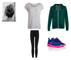 """Sophia Cullen - new mon chapter 2"" by twilightsaga1234 ❤ liked on Polyvore featuring Pieces, James Perse and NIKE"