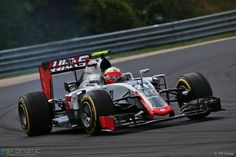 Esteban Gutierrez, Haas, Hungaroring, 2016