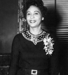 Daisy Bates was an American civil rights activist, publisher & writer who played a leading role in the Little Rock integration crisis in 1957. Bates & her husband started their own newspaper in 1941 called the Arkansas State Press. The paper became a voice for civil rights even before the nationally recognized movement. After moving to Washington, D.C. in the '60s, she served on the Democratic Nat'l Committee and in the administration of President Lyndon B. Johnson
