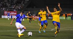 1 August 2013 Kevin Mirallas scores during a pre season friendly against Juventus played in Los Angeles