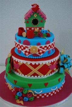Google Afbeeldingen resultaat voor http://www.cupcake-lien.nl/wp-content/gallery/cupcakes-en-petit-fours/47-vrolijke-lentestapel.jpg
