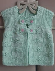 Baby Knitting Patterns, Knitting Stitches, Knitting Designs, Embroidery On Kurtis, Kurti Embroidery Design, Half Sweater, Baby Pullover, Other Outfits, Baby Sweaters