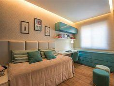 Tornar o quarto de hóspedes aconchegante e funcional é a melhor forma para receber a família e amigos em ocasiões especiais.