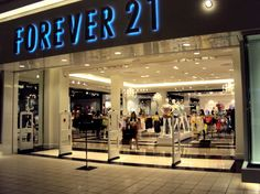 Liberals Are Furious Because The Recent Actions, By The Management Of The 'Forever 21' Clothing Store, Are Still More Proof That Obamacare Is One BIG Disaster, As Conservatives Have Been Saying From The Beginning.