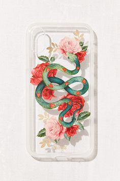 Slide View: 1: Sonix Snake Heart iPhone X Case