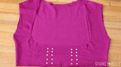 DIY Turkish Vest pattern