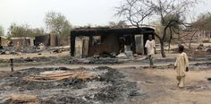 Hundreds of bodies remain strewn in the bush in Nigeria from an Islamic extremist attack that Amnesty International says may have claimed 2000 lives in the ''deadliest massacre'' in the history of Boko Haram. Uganda, Paris Terror Attack, Boko Haram, Amnesty International, Home Defense, How To Run Faster, Horror Stories, Ecology, Christ