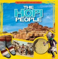The Hopi people by Therese Shea