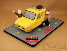 Only Fools and Horses Cake Dad Birthday Cakes, Horse Birthday, 30th Birthday, Birthday Ideas, Dad Cake, 50th Cake, Gorgeous Cakes, Amazing Cakes, Only Fools And Horses
