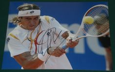 Item description  David Ferrer autographed 8×10 photo. Me and my partner are constantly out there getting autographs from your favorite stars. Like someone once told me if the deal looks to good to be true then it probably isn't true at all.   See full item... - #Tennis https://lastreviews.net/sports-fitness/tennis/david-ferrer-signed-cool-spanish-tennis-pro-in-action-8x10-photo-autograph-coa/