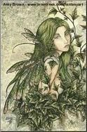 Aine: The Goddess of love.