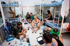 Hostel-Urlaub: 11 Typen, die man immer in Hostels trifft