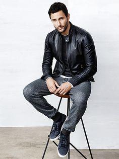 Vince Autumn/Winter 2014, Men's Fall Winter Fashion.