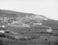 Tullyganter Quarries & Chemical Works, Carnlough, Co. French Collection, Ireland Landscape, Northern Ireland, Paris Skyline, It Works, Coast, Survival, Places, Don't Forget