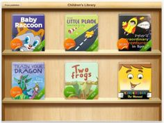 10 Fantastic Children's Book Apps for iOS - some are free