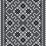 Smøyg – Vevstua Bull-Sveen Renaissance Art, Crochet Motif, Diy Projects To Try, Portrait Art, Black Art, Creative Art, Amazing Art, Embroidery Patterns, Art For Kids