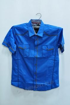 Koszula Męska SPORT-194 Speed.A  Kr. Rękaw  M-3XL