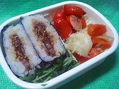 お弁当20090508-1